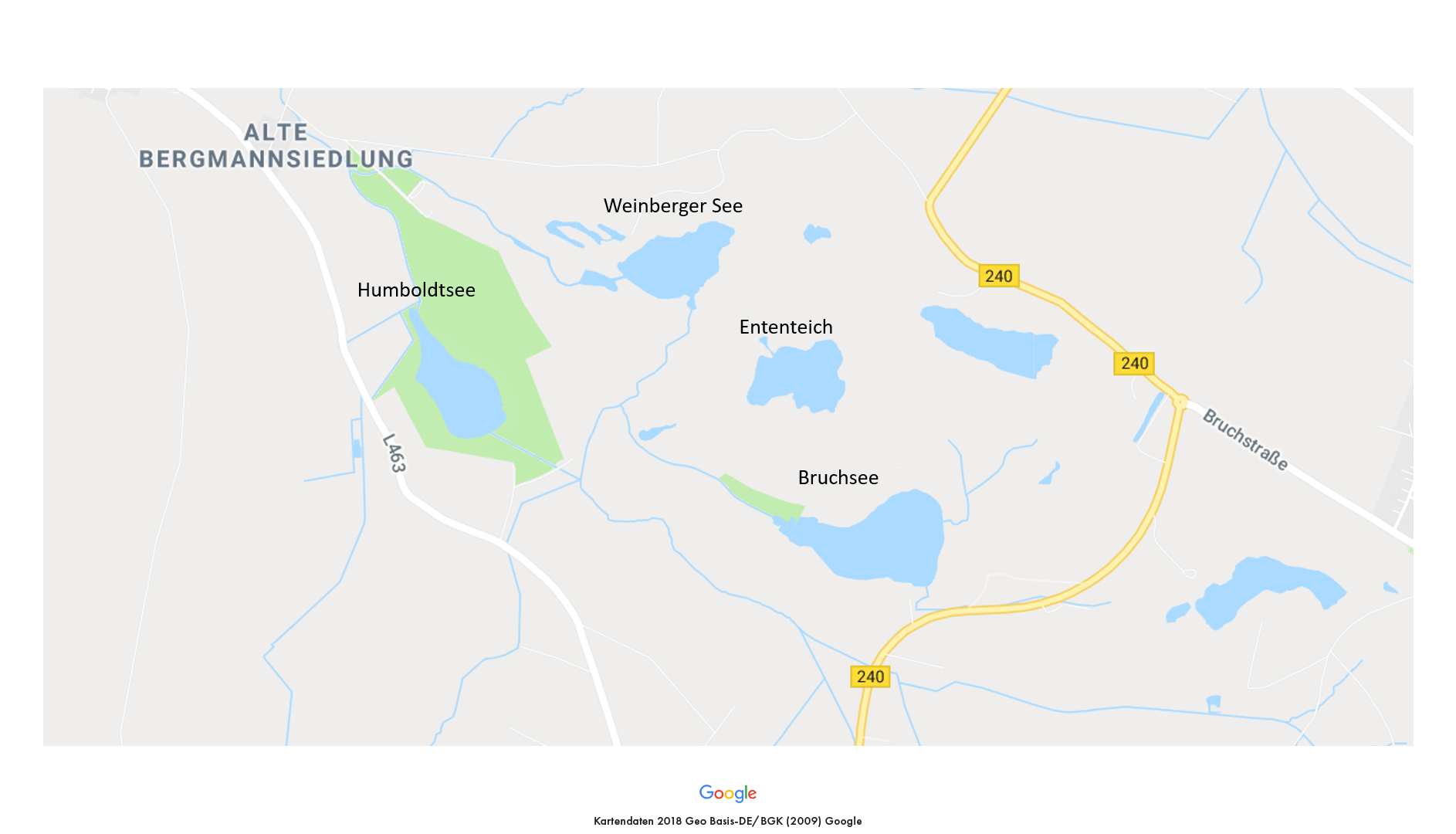 ASV Alfeld - Gewässer Duingen
